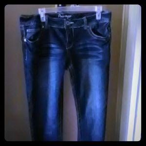 Amethyst dark denim Jeans